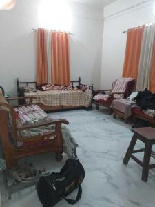 Gallery Cover Image of 760 Sq.ft 1 BHK Independent House for rent in Karve Nagar for 14000