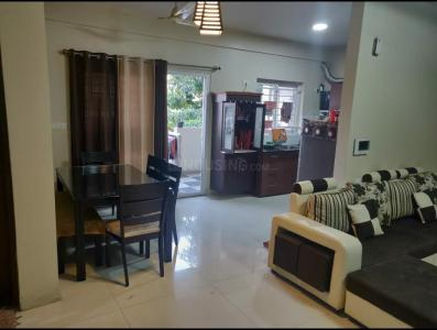 Gallery Cover Image of 1380 Sq.ft 3 BHK Apartment for rent in Whitefield for 40000