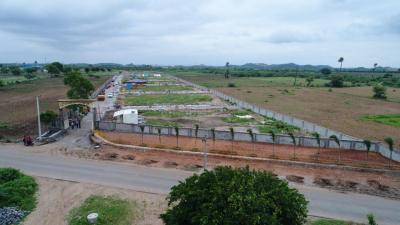 Gallery Cover Image of  Sq.ft Residential Plot for buy in Pedda Amberpet for 4900000