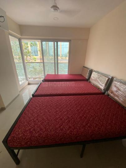 Bedroom Image of Yazminne Apartments in Andheri East