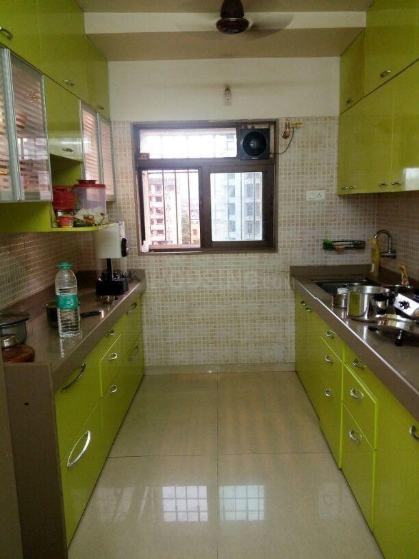 Kitchen Image of PG 4195409 Kasarvadavali in Kasarvadavali, Thane West
