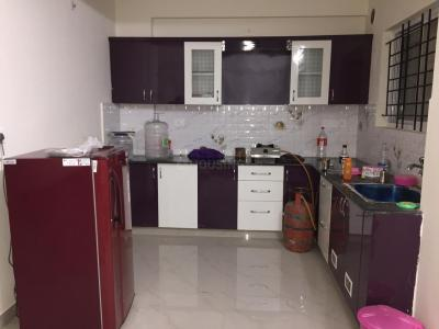 Kitchen Image of Sns PG in Whitefield
