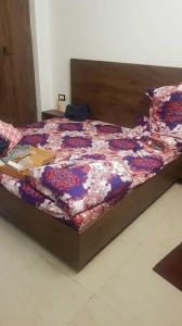 Bedroom Image of Homestay PG in Sector 49