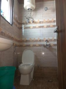 Common Bathroom Image of Girls PG In Sector 38 Sohna Road, Subhash Chowk, Gurgaon in Sector 47