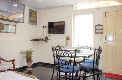 Dining Room Image of PG 4643722 Malleswaram in Malleswaram