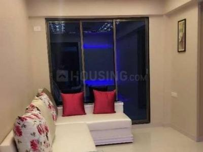 Gallery Cover Image of 850 Sq.ft 2 BHK Apartment for rent in Nerul for 21000