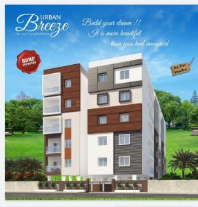 Gallery Cover Image of 1090 Sq.ft 2 BHK Apartment for buy in Urban Brezz, Thanisandra for 5959000