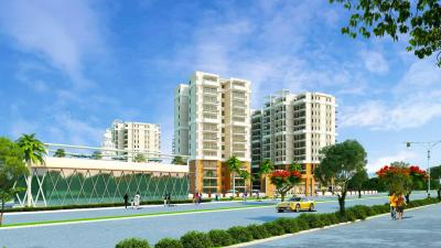 Gallery Cover Image of 880 Sq.ft 2 BHK Apartment for buy in Super Max The New Town, Sector 33 for 2233000
