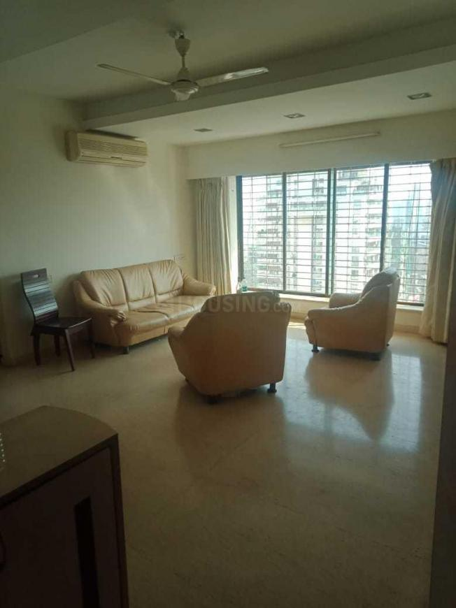 Living Room Image of 1500 Sq.ft 3 BHK Apartment for rent in Khar West for 140000