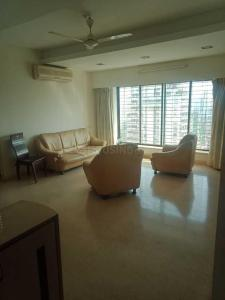 Gallery Cover Image of 1425 Sq.ft 3 BHK Apartment for rent in Bandra West for 150000