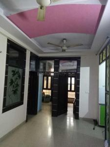 Gallery Cover Image of 1250 Sq.ft 3 BHK Independent Floor for rent in Hig Flats , Sewa Nagar for 17000