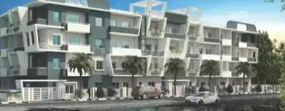 Gallery Cover Image of 1048 Sq.ft 2 BHK Apartment for buy in R Sun Palazzo, Brookefield for 5650000