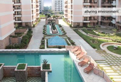 Gallery Cover Image of 2257 Sq.ft 3 BHK Apartment for rent in Sector 85 for 25000