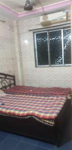 Gallery Cover Image of 580 Sq.ft 2 BHK Apartment for rent in Bhagirathi CHS, Airoli for 15000