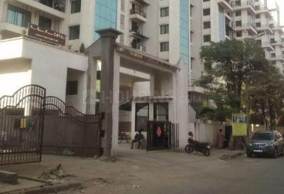 Gallery Cover Image of 1240 Sq.ft 2 BHK Apartment for buy in Shree Krishna Paradise, Kharghar for 14000000