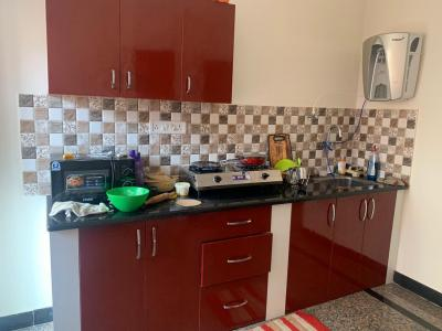 Gallery Cover Image of 1000 Sq.ft 1 BHK Apartment for rent in Indira Nagar for 22000