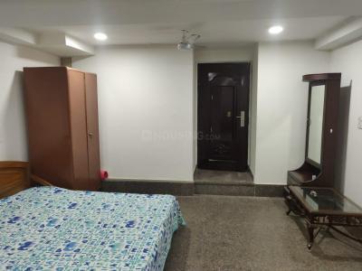 Gallery Cover Image of 350 Sq.ft 1 RK Independent Floor for rent in RWA Lajpat Nagar Block E, Lajpat Nagar for 18000