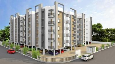 Gallery Cover Image of 1224 Sq.ft 2 BHK Apartment for buy in Abhay Ratna Shine, Chandkheda for 3550000