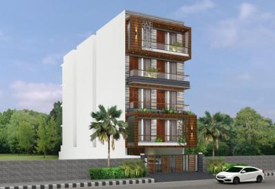 Gallery Cover Image of 2000 Sq.ft 3 BHK Apartment for buy in Greater Kailash I for 42500000