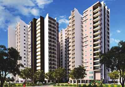 Gallery Cover Image of 1340 Sq.ft 2 BHK Apartment for buy in Bandlaguda Jagir for 6635000