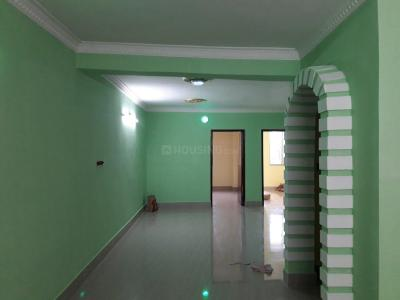 Gallery Cover Image of 1004 Sq.ft 2 BHK Independent Floor for rent in Madhyamgram for 15000