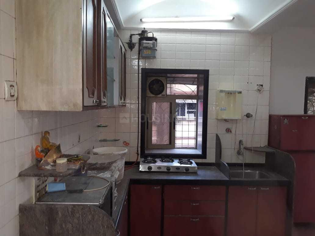 Kitchen Image of 950 Sq.ft 3 BHK Apartment for rent in Chembur for 80000
