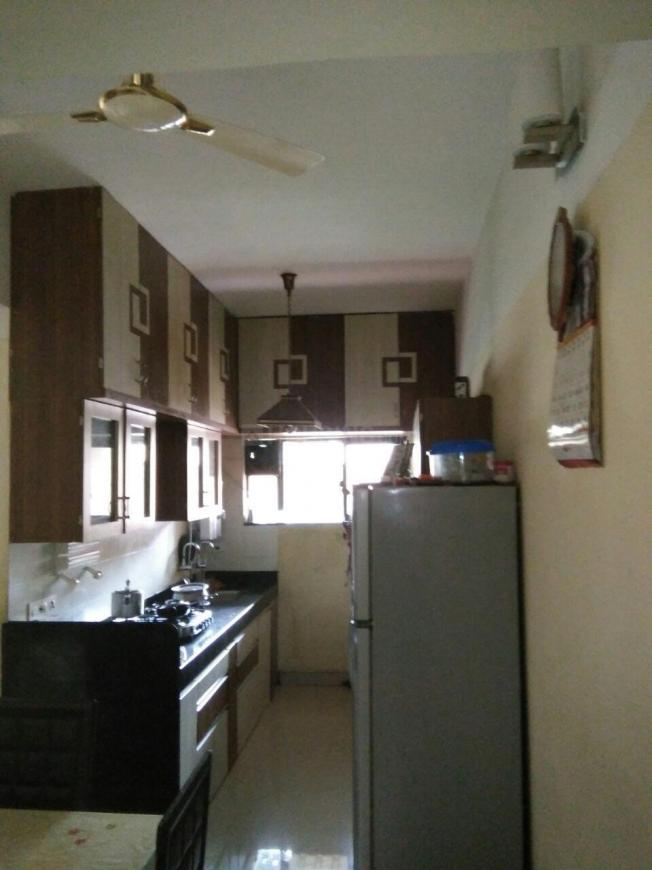 Kitchen Image of 1958 Sq.ft 3 BHK Independent House for rent in Mohammed Wadi for 30000