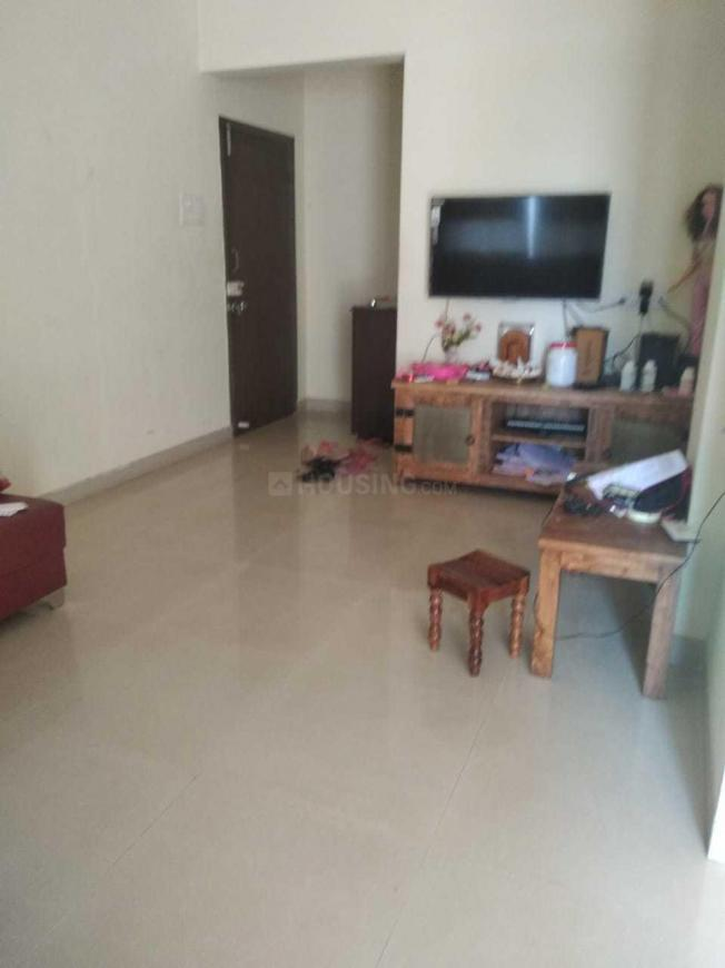 Living Room Image of 1000 Sq.ft 2 BHK Apartment for rent in Dhanori for 20000