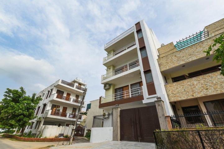 Building Image of Oyo Life Grg1016 in Sushant Lok I