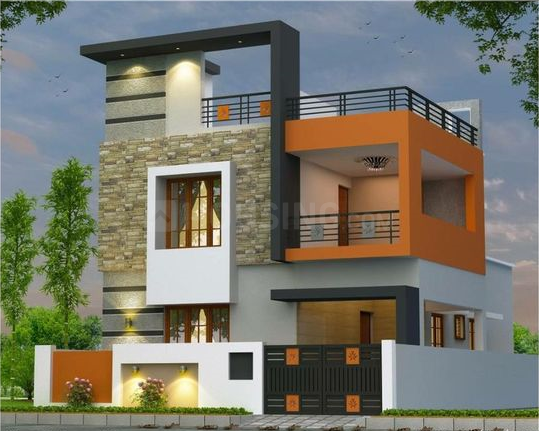 Building Image of 1258 Sq.ft 3 BHK Villa for buy in Kadugodi for 4536000