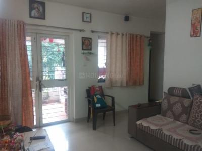Gallery Cover Image of 600 Sq.ft 1 BHK Apartment for rent in Shah Amrutvel, Warje Malwadi for 13000