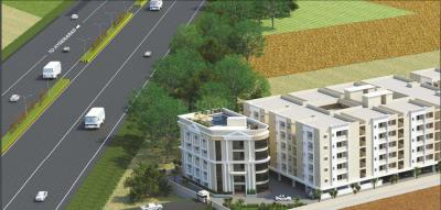 Gallery Cover Image of 1465 Sq.ft 3 BHK Apartment for buy in Northface Grandeur, Gollapudi for 6739000