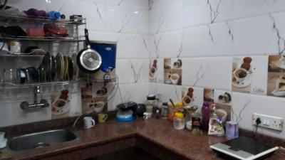 Kitchen Image of Monika PG in Chittaranjan Park
