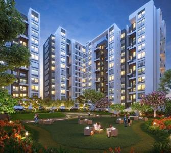 Gallery Cover Image of 1000 Sq.ft 2 BHK Apartment for buy in Tathawade for 5900000