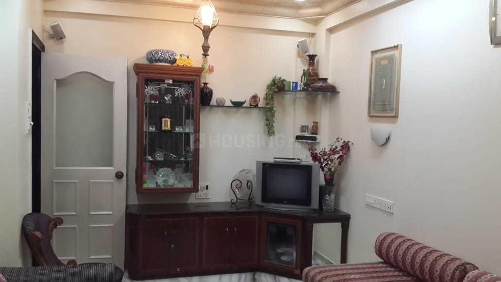 Living Room Image of 350 Sq.ft 1 BHK Apartment for rent in Santacruz West for 50000