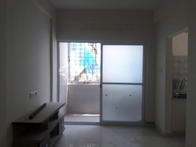 Gallery Cover Image of 600 Sq.ft 1 BHK Apartment for rent in New Thippasandra for 17000