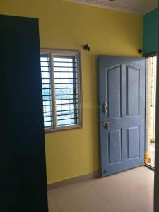 Gallery Cover Image of 600 Sq.ft 1 BHK Independent Floor for rent in Marathahalli for 9000