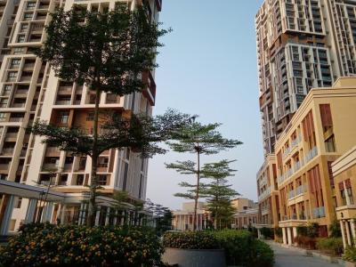 Gallery Cover Image of 1748 Sq.ft 3 BHK Apartment for rent in New Town for 50000