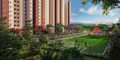 Gallery Cover Image of 698 Sq.ft 2 BHK Apartment for buy in Shriram Code Name Dil Chahta Hai Dobara, Attibele for 2355750