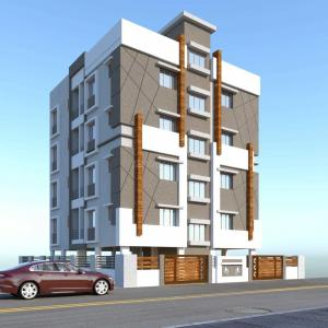 Gallery Cover Image of 9000 Sq.ft 1 BHK Apartment for rent in Lohegaon for 150000