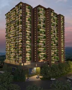 Gallery Cover Image of 2700 Sq.ft 3 BHK Apartment for buy in Kothaguda for 30000000