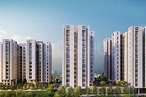 Gallery Cover Image of 1411 Sq.ft 3 BHK Apartment for buy in Garia for 7760500