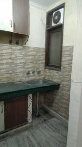 Gallery Cover Image of 500 Sq.ft 1 BHK Independent Floor for rent in Pushp Vihar for 11000