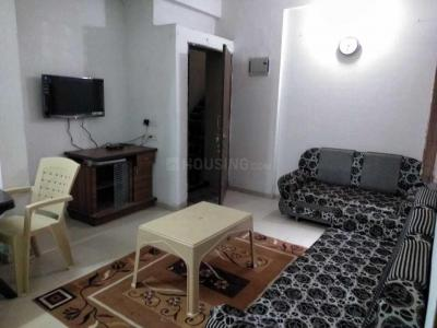 Gallery Cover Image of 945 Sq.ft 2 BHK Apartment for rent in Parshwanath Atlantis Park, Sughad for 16000