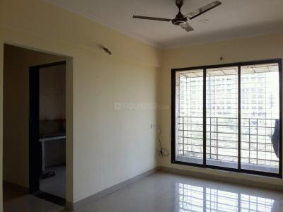 Gallery Cover Image of 660 Sq.ft 1 BHK Apartment for rent in Airoli for 17500