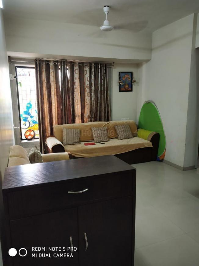 Living Room Image of 900 Sq.ft 2 BHK Apartment for rent in Nerul for 28000