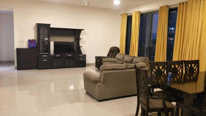 Living Room Image of 3528 Sq.ft 4 BHK Apartment for rent in Nazirabad for 110000