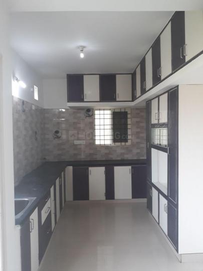 Kitchen Image of 1200 Sq.ft 2 BHK Independent Floor for rent in Devarachikkana Halli for 16500