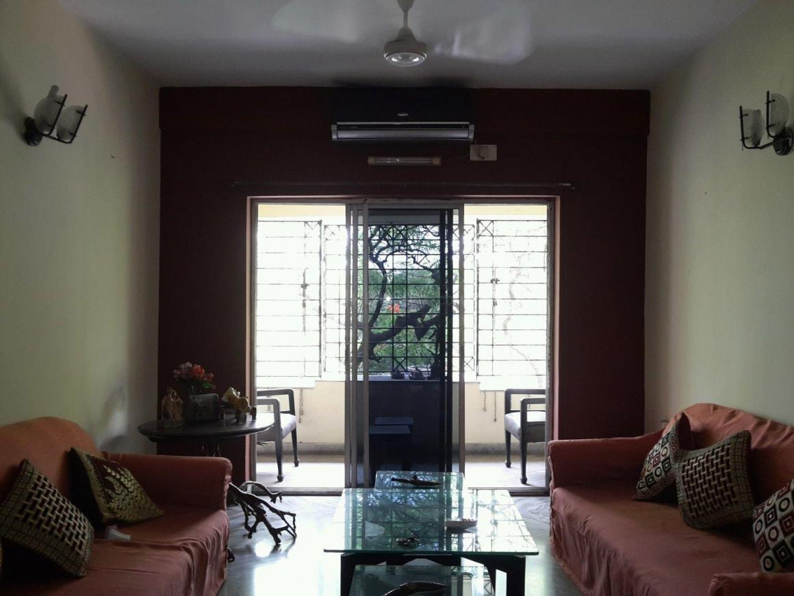 Living Room Image of 1500 Sq.ft 3 BHK Apartment for rent in Hastings for 42000
