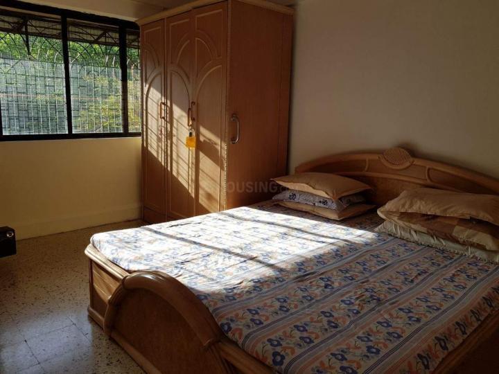 मुलुंड ईस्ट में रमेश पीजी में बेडरूम की तस्वीर